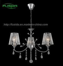 crystal pendant lamp glass chandelier light d 9318 3