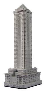 Miniature Buildings Infocustech Mellon Bank Philadelphia