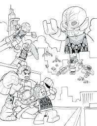 Beautiful Avengers Coloring Pages Avengers Coloring Pages Beautiful
