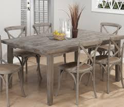 beautiful design grey wood dining table 29