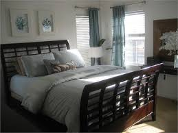 Beautiful Beachy Blue Bedroom! Blue Coral Art And Soft Blue Silk Drapes Panels! Blue  Brown White Gold Bedroom Colors.