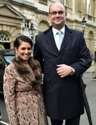 Ms patel achieved ministerial rank four years later as exchequer secretary to the treasury, before promotion to employment minister following david. Alex Sawyer Wiki Age Priti Patel S Husband Bio Family