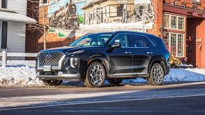 The 2021 hyundai palisade calligraphy wears a different grille and unique wheels. 2021 Hyundai Palisade Ultimate Calligraphy Review Expert Reviews Autotrader Ca