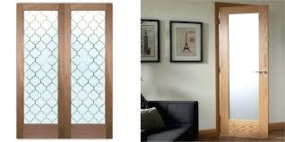 frosted internal doors glass door interior obscure for bathrooms uk