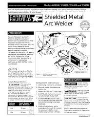 Campbell Hausfeld Ws0900 Operating Instructions Manualzz Com