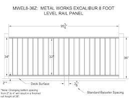 Deck rail spacing Ideas Height Of Deck Railings Deck Railing Spacing Alifcallsinfo Height Of Deck Railings Beautiful Deck Railing Height Height Deck