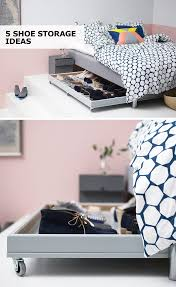 Storage Furniture For Small Bedroom 17 Best Ideas About Small Bedroom Storage On Pinterest Small