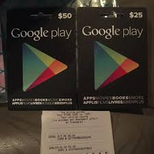 Maybe you would like to learn more about one of these? Find More 2 Google Play Gift Cards For Sale At Up To 90 Off