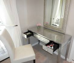 mirrored vanity furniture. Makeup Dressers With Mirror Vanity Table Sets Mirrored Furniture