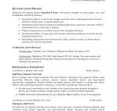 Cute Entry Level Lpn Resume No Experience Gallery Entry Level