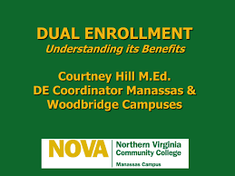 Dual Enrollment With Northern Virginia Community College
