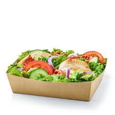 Mcdonalds Uk Nutrition Chart Grilled Chicken Salad 100 Chicken Breast Meat Mcdonalds Uk