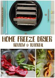 harvest right home freeze dryer review