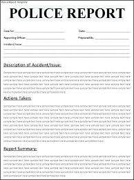 Incident Report Template Word Free Format Download Book Hse Accident ...
