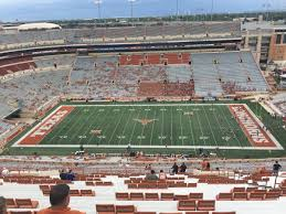 Dkr Texas Memorial Stadium Seating Chart Dkr Texas Memorial Stadium Section 104 Rateyourseats Com