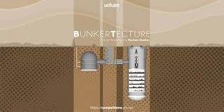 Uni Led Lighting Corporation Bunkertecture Future Housing In A Nuclear Bunker Archdaily