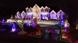 Fayette County Christmas Lights Chinoe Road Christmas Lights Home In Lexington To Offer Tour
