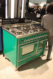 Colored Kitchen Appliances Infused With Retro Charm Are Making A ...