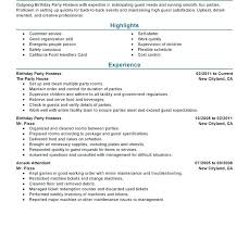 Restaurant Duties Resumes Resume Examples For Hostess Fast Food Restaurant Resume