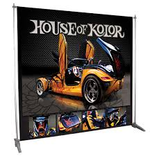 Just The Right Shoe Display Stand Trade Show Banner Stands Retractable RollUp Banner Stands 34