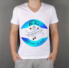 Half Marathon T Shirt Designs Entry 40 By Karthik3989 For Design A T Shirt For Half