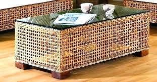 round rattan coffee table square wicker coffee table square wicker coffee table large round wicker coffee
