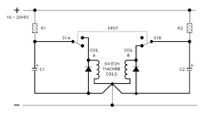 dpdt to work seep point motor electrics (non dcc) rmweb Wiring Diagram Seep Point Motors toggletwin2a png wiring diagram seep point motors