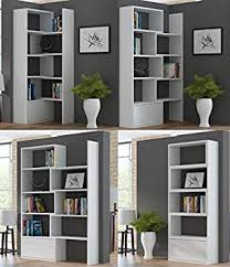 home office bookshelf. Delighful Bookshelf BanburyModernFurniture BMF PACO EXTENDABLE BOOKSHELF HOME OFFICE STUDY  SYSTEM IN 5 COLOURS  74cm130cm And Home Office Bookshelf U