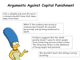 arguments against death penalty essay co arguments against death penalty essay argumentative essay capital punishment against written reports arguments against death penalty essay
