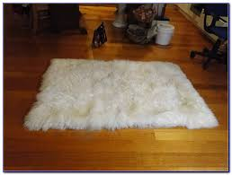 wash sheepskin rug ikea rugs home design ideas