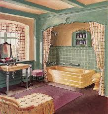 40s Interiors Weren't All Black Gold And Drama Gorgeous 1930S Interior Design