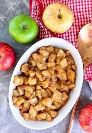 Simple Baked Apples Recipe Happy Healthy Mama