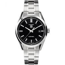 wv211b ba0787 watch men s tag heuer carrera range francis tag heuer men s black dial carrera calibre 5 automatic watch wv211b ba0787