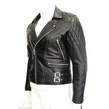 desprado men s biker style motorcycle real classic cowhide fashion leather jacket mj 514