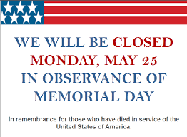 Closed Signs Template Memorial Day Closing Sign Template Major Magdalene Project Org