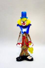belco fp 04b 9 murano glass clown