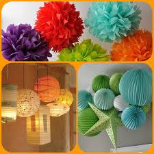 Diy Paper Lanterns How To Make A Diy Paper Lantern Chandelier Partysuppliesnowcomau