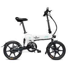 DAPHOME <b>FIIDO D2</b> Ebike, 50W 7.8Ah Folding <b>Electric Bicycle</b> ...