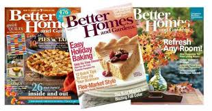 better homes and gardens magazine subscription. Better Homes And Gardens Magazine Subscription T