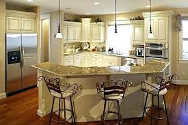 Angled Kitchen Island Ideas For Plans With Seating pagefolioco