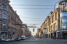Gorokhovaya Street