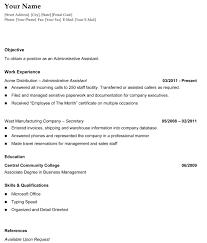 Cover Letter Resume Order Cover Letter Chronological Order Resume Template Reverse 97