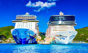norwegian cruise line is offering 1 cruise deposits on all sailings to go along with their free at sea promotion that includes free drinks