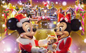 Disney Christmas Wallpaper ...