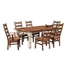 extendable farmhouse table. Farmhouse Table (Barn Wood / Extendable) Extendable 8