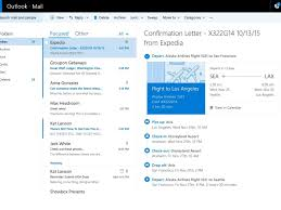 new outlook microsoft is rolling out new travel and package tracking features