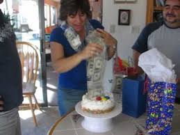 The Money Cake Youtube