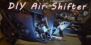 diy motorcycle air shifter diy motorcycle air shifter