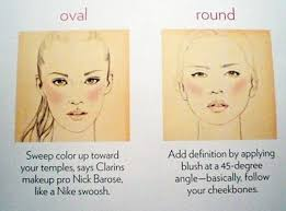 how to apply your blush bronzer highlighter if you have oval face 25 best ideas about