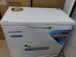 Tủ đông Alaska BD-300C 300L hàng trưng bày , Dàn lạnh ống đồng - chodocu.com